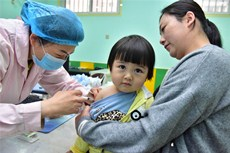 China Urges Flu Vaccination for High-Risk Groups